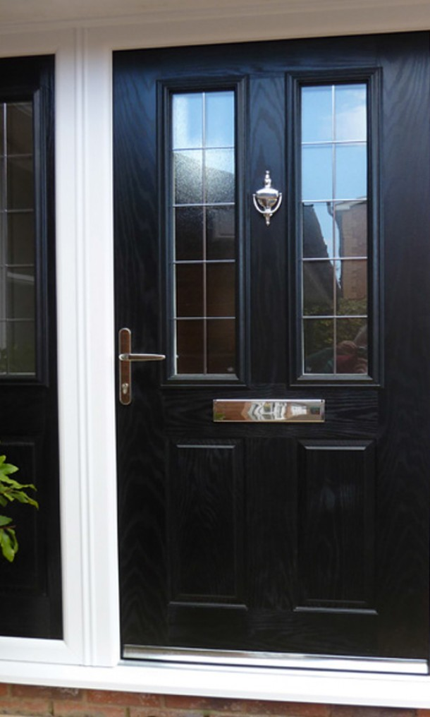 Give your home the face it deserves with a stylish composite door.